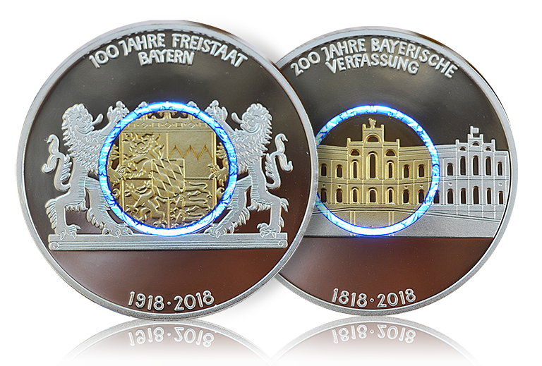 Herzlich Willkommen Beim Bayerischen Hauptmünzamt Bayerisches